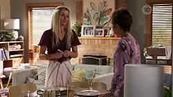 Dee Bliss, Susan Kennedy in Neighbours Episode 8150