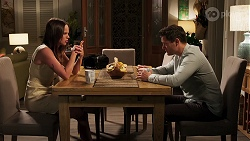 Bea Nilsson, Finn Kelly in Neighbours Episode 8150