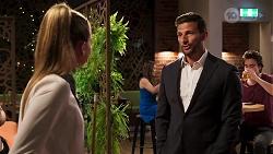 Chloe Brennan, Pierce Greyson in Neighbours Episode 8150