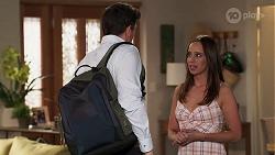 Finn Kelly, Bea Nilsson in Neighbours Episode 8151