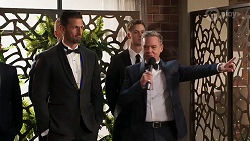 Pierce Greyson, Paul Robinson in Neighbours Episode 8151