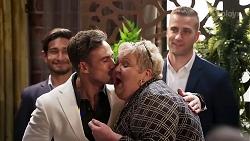 Aaron Brennan, Vera Punt in Neighbours Episode 8151