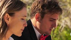 Amy Williams, Kyle Canning in Neighbours Episode 8152