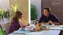 Terese Willis, Leo Tanaka in Neighbours Episode 8152