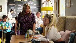 Terese Willis, Roxy Willis in Neighbours Episode 8152