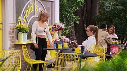 Roxy Willis, Harlow Robinson in Neighbours Episode 8152