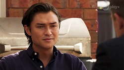 Leo Tanaka in Neighbours Episode 8153