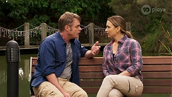 Gary Canning, Amy Williams in Neighbours Episode 8153
