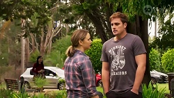 Amy Williams, Kyle Canning in Neighbours Episode 8153
