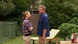 Amy Williams, Gary Canning in Neighbours Episode 8154