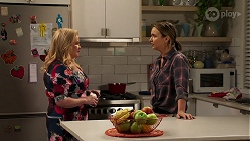 Sheila Canning, Amy Williams in Neighbours Episode 8154