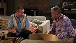 Toadie Rebecchi, Karl Kennedy in Neighbours Episode 8155