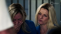 Heather Schilling, Andrea Somers in Neighbours Episode 8155