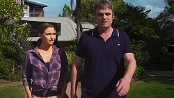 Amy Williams, Gary Canning in Neighbours Episode 8156