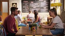 Mark Brennan, Chloe Brennan in Neighbours Episode 8157