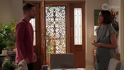 Mark Brennan, Elly Conway in Neighbours Episode 8157