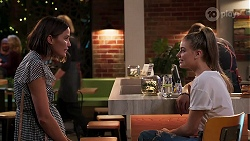Elly Conway, Chloe Brennan in Neighbours Episode 8158