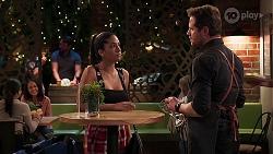 Yashvi Rebecchi, Shane Rebecchi in Neighbours Episode 8158