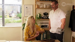 Dee Bliss, Toadie Rebecchi in Neighbours Episode 8158