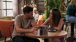 Finn Kelly, Bea Nilsson in Neighbours Episode 8158