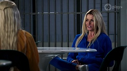 Dee Bliss, Andrea Somers in Neighbours Episode 8159