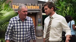 Karl Kennedy, Ned Willis in Neighbours Episode 8159