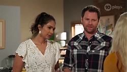 Dipi Rebecchi, Shane Rebecchi in Neighbours Episode 8159
