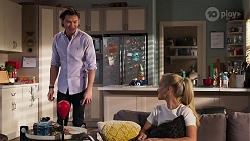 Leo Tanaka, Roxy Willis in Neighbours Episode 8160