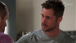 Mark Brennan in Neighbours Episode 8160