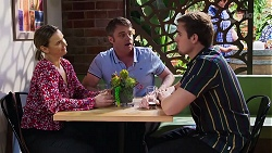 Amy Williams, Gary Canning, Kyle Canning in Neighbours Episode 8162
