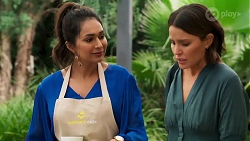 Dipi Rebecchi, Elly Conway in Neighbours Episode 8163