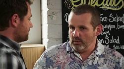Shane Rebecchi, Toadie Rebecchi in Neighbours Episode 8163