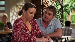 Amy Williams, Gary Canning in Neighbours Episode 8163