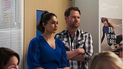 Dipi Rebecchi, Shane Rebecchi in Neighbours Episode 8163