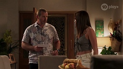 Toadie Rebecchi, Bea Nilsson in Neighbours Episode 8164