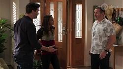 Finn Kelly, Bea Nilsson, Toadie Rebecchi in Neighbours Episode 8165