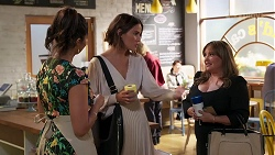 Dipi Rebecchi, Elly Conway, Terese Willis in Neighbours Episode 8165