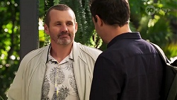Toadie Rebecchi, Finn Kelly in Neighbours Episode 8165