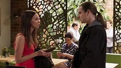 Bea Nilsson, Alfie Sutton in Neighbours Episode 8166