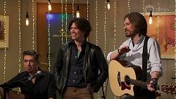 Hanson in Neighbours Episode 8167