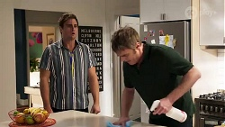 Kyle Canning, Gary Canning in Neighbours Episode 8168