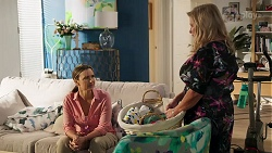 Amy Williams, Sheila Canning in Neighbours Episode 8169