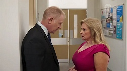 Clive Gibbons, Sheila Canning in Neighbours Episode 8169