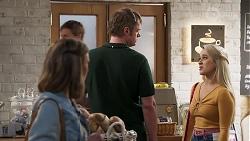 Gemma Willis, Gary Canning, Roxy Willis in Neighbours Episode 8169
