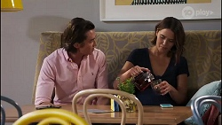 David Tanaka, Elly Conway in Neighbours Episode 8170