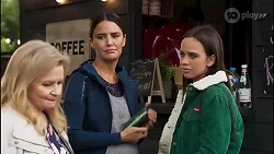 Sheila Canning, Elly Conway, Bea Nilsson in Neighbours Episode 8172