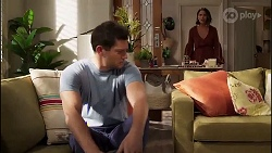 Finn Kelly, Elly Conway in Neighbours Episode 8172