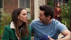 Bea Nilsson, Finn Kelly in Neighbours Episode 8172