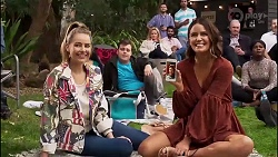 Chloe Brennan, Elly Conway in Neighbours Episode 8172