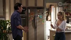 Leo Tanaka, Roxy Willis in Neighbours Episode 8173